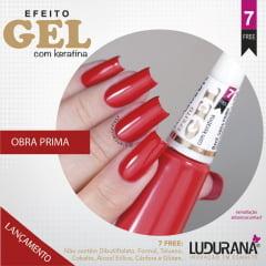 Esmalte Ludurana Efeito Gel Obra Prima