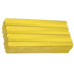 Lixa para unhas Santa Clara Canario Especial Amarela 16cm