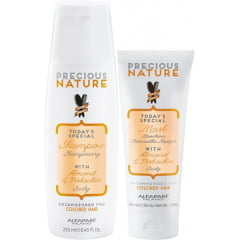 Kit Duo Precious Nature Alfaparf Colored Hair (250ml+200ml)