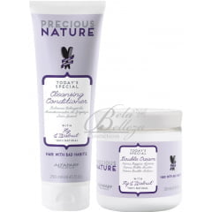 Tratamento Reestruturante Precious Nature Alfaparf Hair With Bad Habits