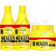 Kit Alisante e Hidratante Mealiza Forever Liss