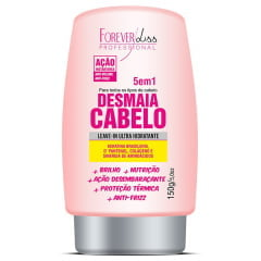 Leave in Desmaia Cabelo Forever Liss 150g 5 em 1