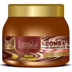 Máscara Bomba de Chocolate Forever Liss 250g