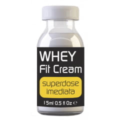 Ampola Whey Fit Cream Yenzah 15ml Superdose Imediata
