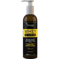 Leave in Whey Fit Cream Yenzah 240ml Potência Capilar