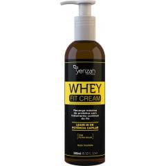 Leave in Whey Fit Cream Yenzah 240ml Power Potência Capilar