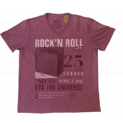 b1a72b5dc Camiseta Colcci Rock And Roll - Hundo Store