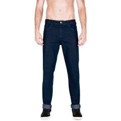 866cdc621a Calça Jeans Masculino M. Officer Slim Blue Wash - Hundo Store