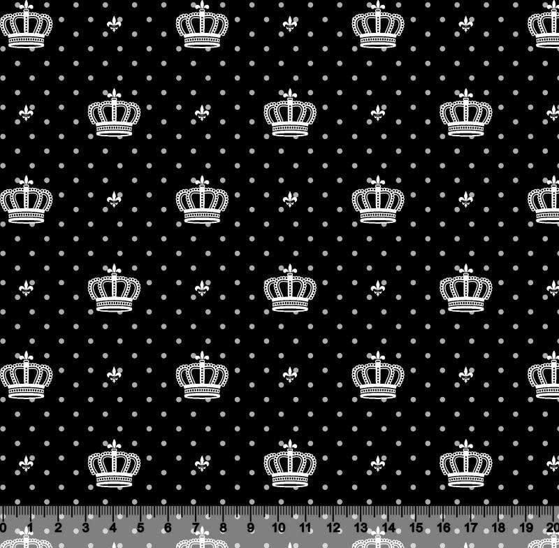 Coroa Preta Desenho 2517 var05