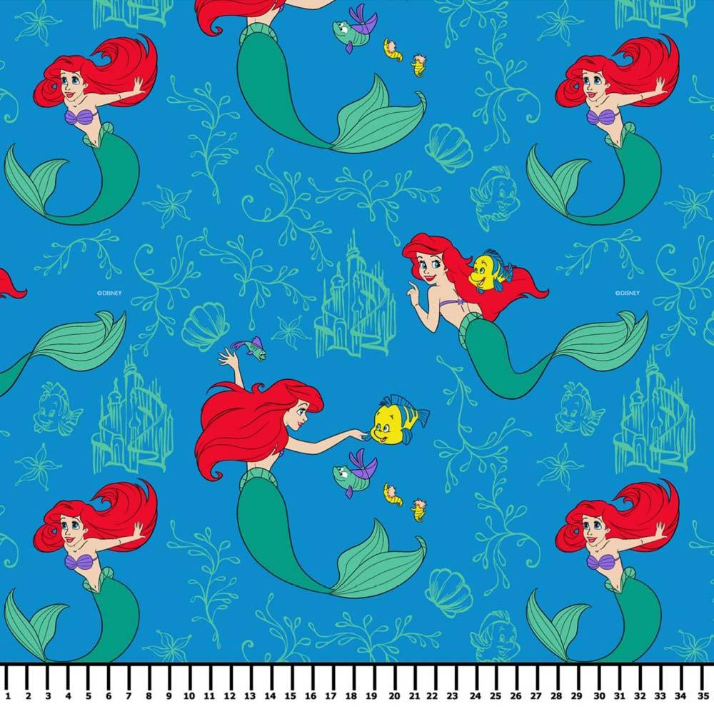 Ariel A Pequena Sereia Princesas Disney PR001C01 - Fernando Maluhy