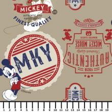 Mickey Fundo Bege Disney MK003C01 - Fernando Maluhy