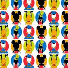 Mickey e Amigos MK007C01 - Fernando Maluhy