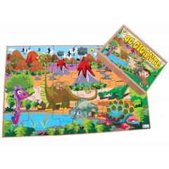 Quebra Cabeça Gigante - 60 peças