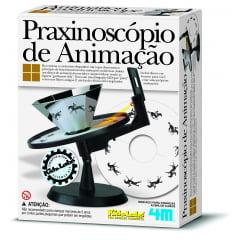 Praxinoscópio de Animação