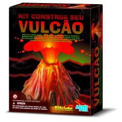 Kit Construa seu Vulcão