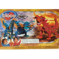 Quebra Cabeça 3D -  Bloco Toys - Dragão da Água