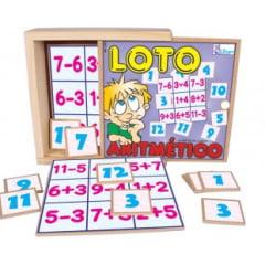 Loto Aritmético