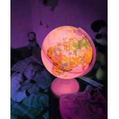 Globo Pink Zoo - Luminária - 25 cm