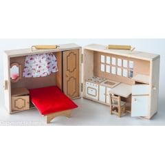 Casa Maleta Pequena