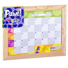 Painel Magnetico-Calendario