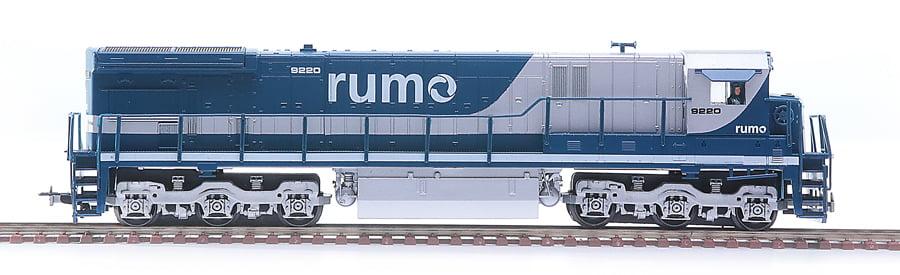 LOCOMOTIVA C30-7 RUMO - 3079