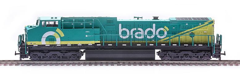LOCOMOTIVA AC44i - BRADO - 3077