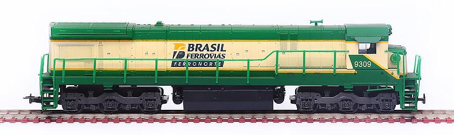 LOCOMOTIVA C30-7 - BRASIL FERROVIAS - 3064
