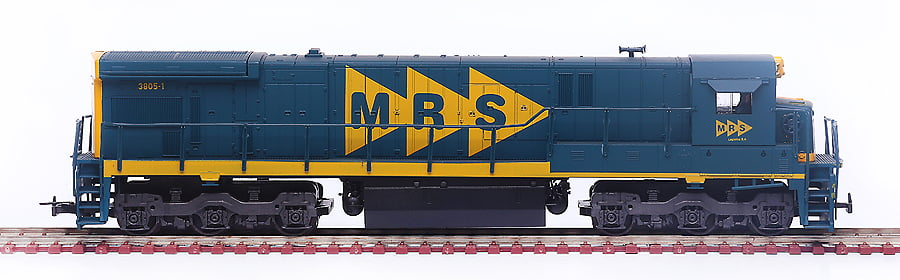 LOCOMOTIVA C30-7 - MRS - 3061