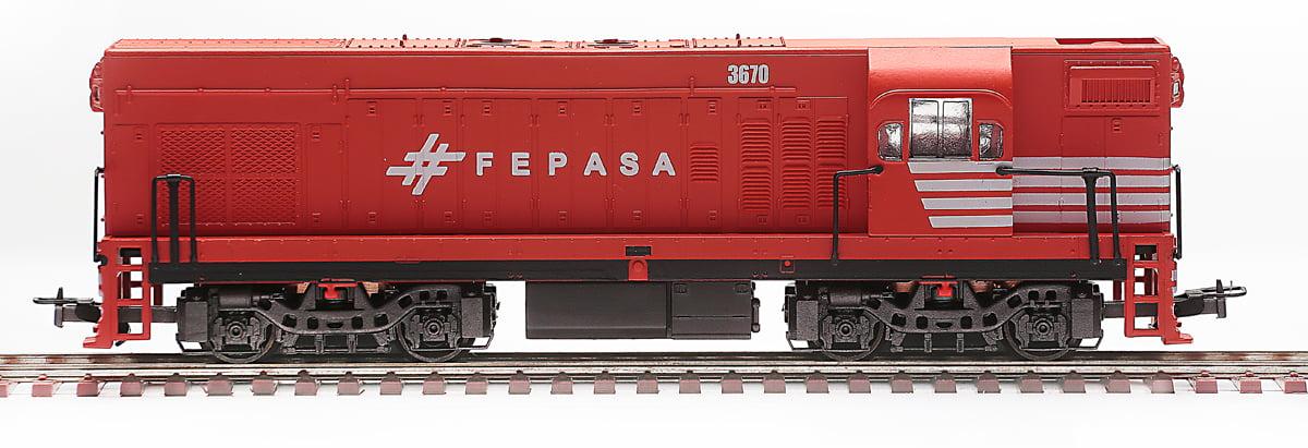 LOCOMOTIVA G12 FEPASA - 3002
