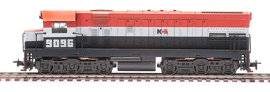LOCOMOTIVA G22CU NCA -  3117