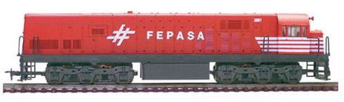 LOCOMOTIVA U20C FEPASA - 3006