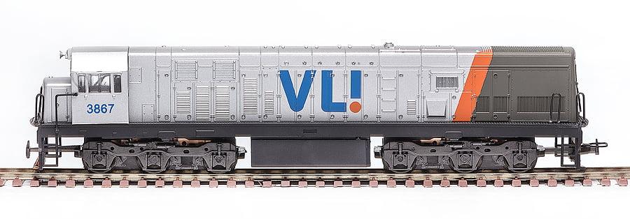LOCOMOTIVA U20C VLI - 3036