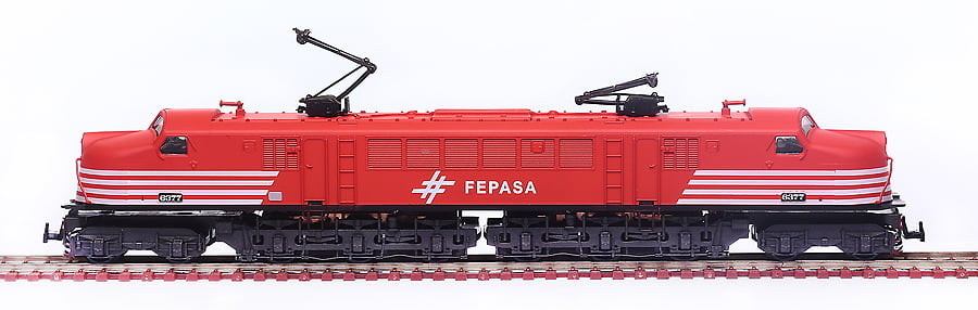 LOCOMOTIVA V8 FEPASA (FASE II) - 3052