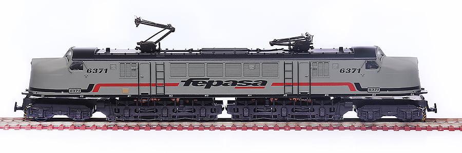 LOCOMOTIVA V8 FEPASA (FASE III) - 3059
