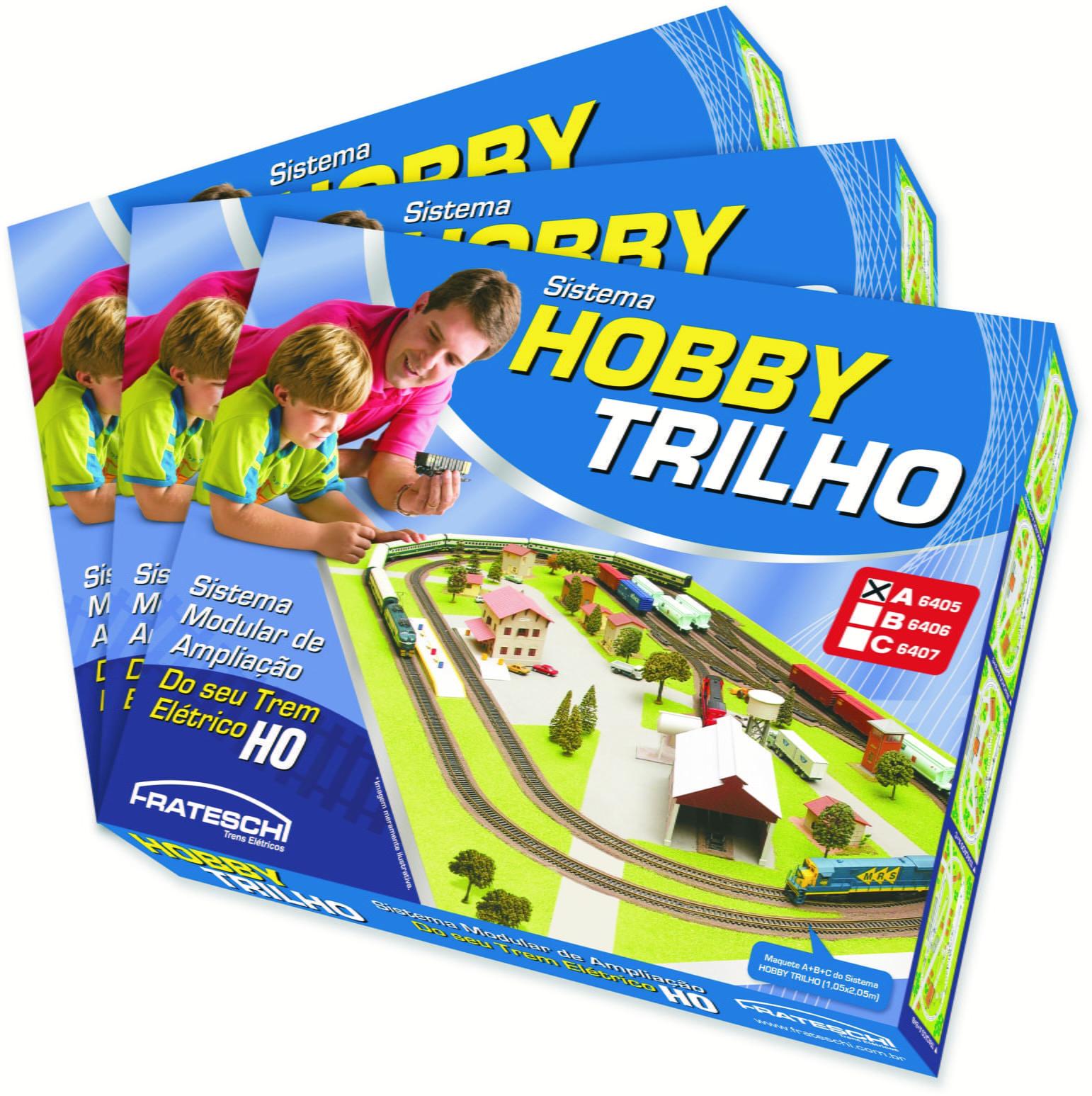 """HOBBY TRILHO """"C"""" - 6407"""