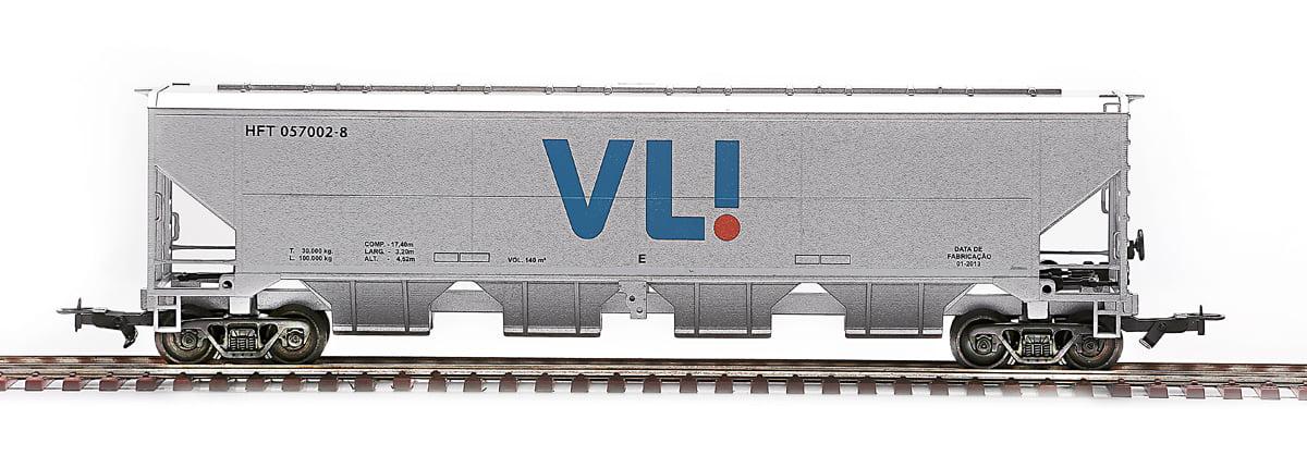 VAGAO HFT PRATA VLI - 2040
