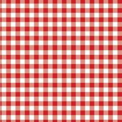 Tecido Oxford Xadrez Vermelho colorr1