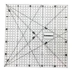 Régua para Patchwork - 25x25cm - p24357