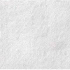 Feltro liso branco 035