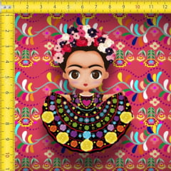 Kit Niqueleiras Frida - Poliester AN03