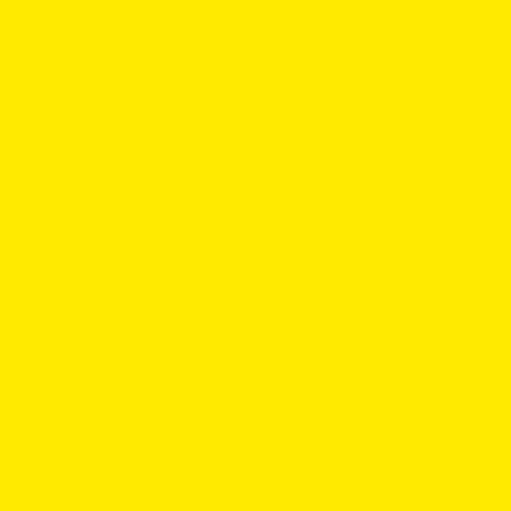 Tecido Tricoline Liso Amarelo Ouro 100% algodão d520