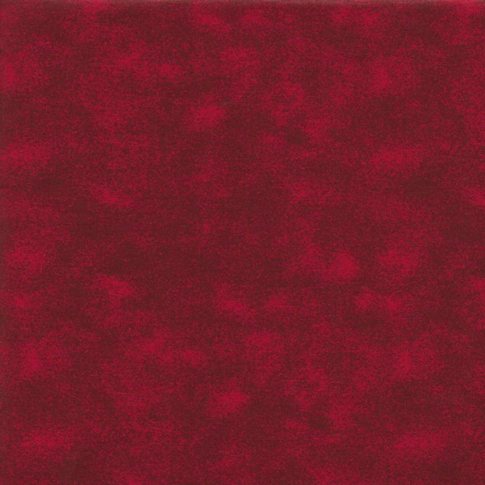 Tecido Tricoline Estampado 100% Algodão Poeirinhas Vermelho 2001-05 (largura: 50cm X 1,50mt)