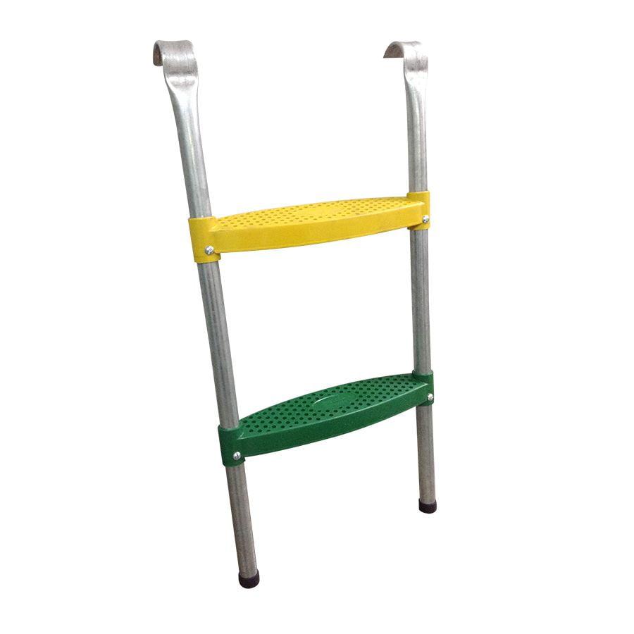 Escada Com Degraus de Plástico