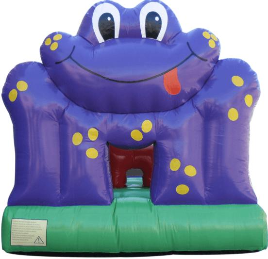 Castelo Pula Pula + Brinquedo Interno Temático 3D