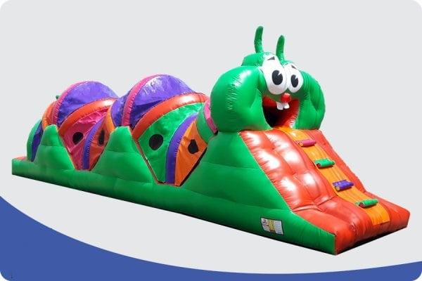Centopeia Inflável  Gigante