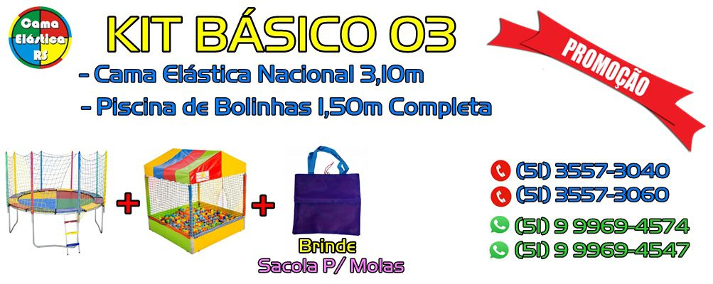 Kit Básico 03