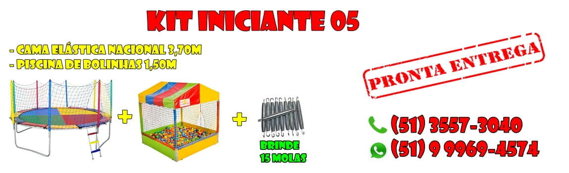 Kit Iniciante 05