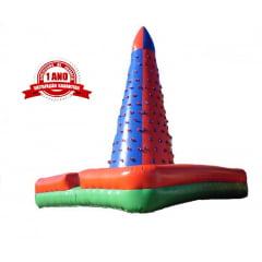 Alpinismo Inflável 6,00 X 6,00 X 7,00 altura