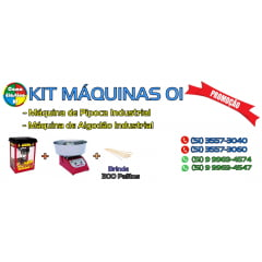 Kit Máquinas 01