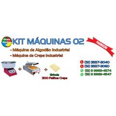 Kit Máquinas 02